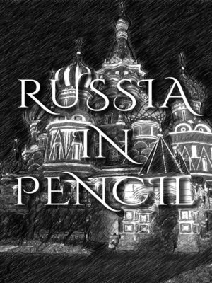cover image of Russia In Pencil
